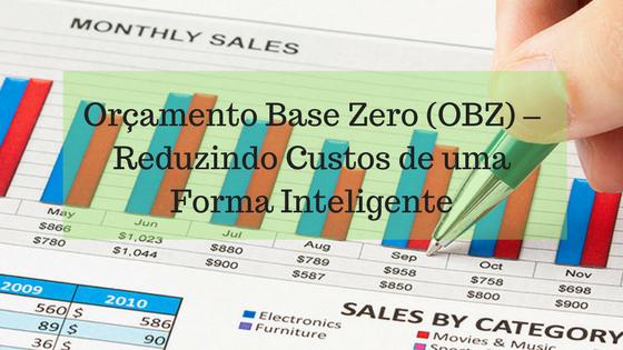 Curso Orçamento Base Zero (OBZ) –Reduzindo Custos de uma Forma Inteligente